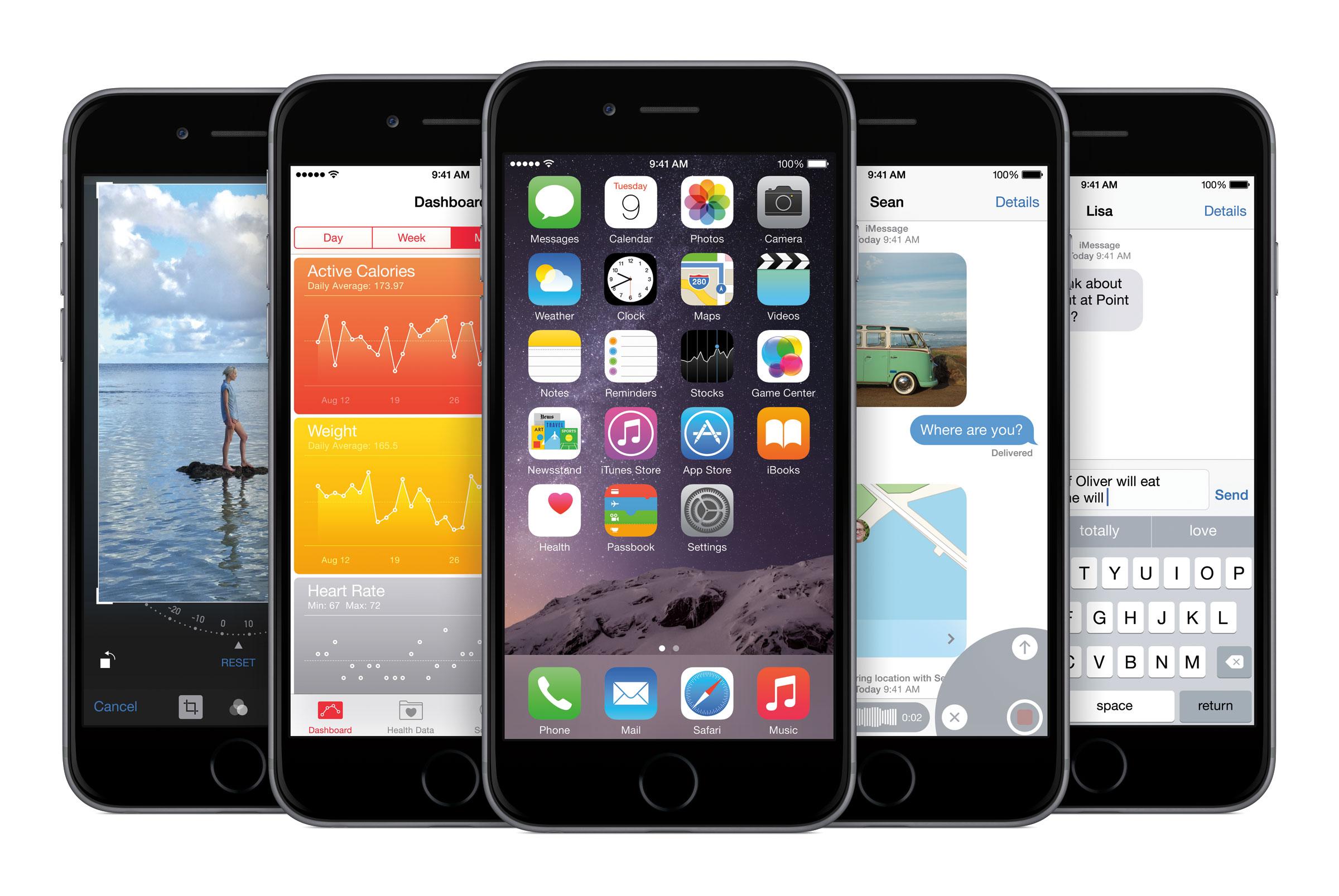 Apple製品の画像と情報